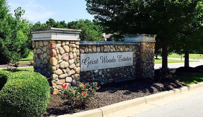 Geist Woods EstatesMcCordsville