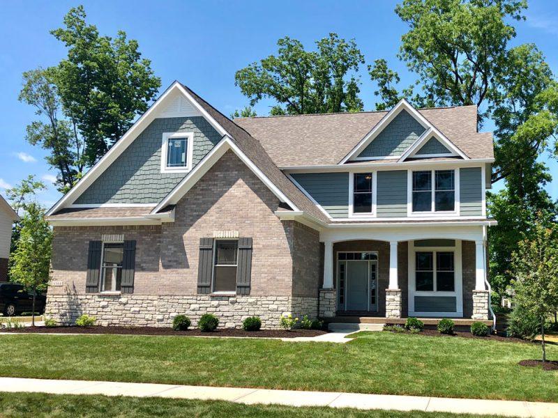 Harter Residence – Geist Woods Estates