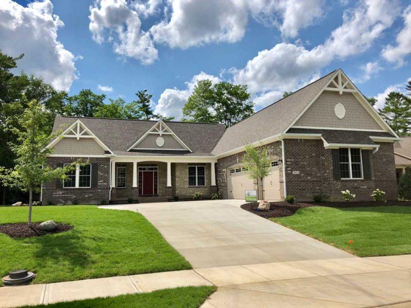 Hays Residence – Geist Woods Estates