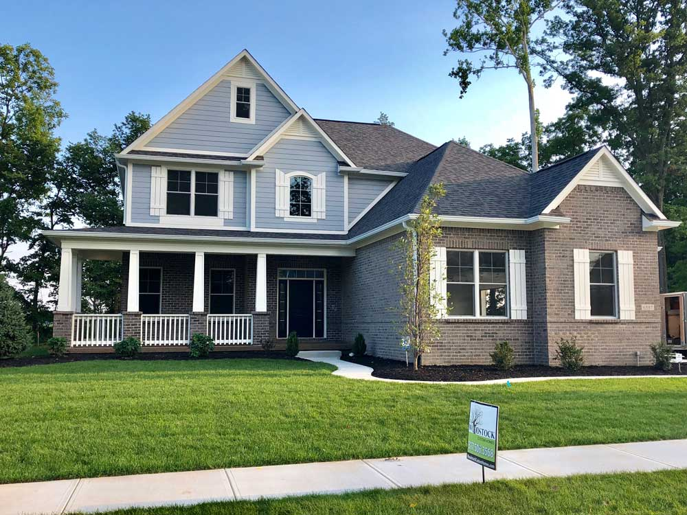 Strachman Residence – Geist Woods Estates