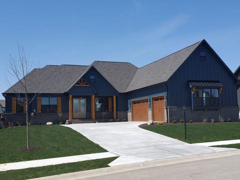 Miller Residence – Lakes at Grassy Branch