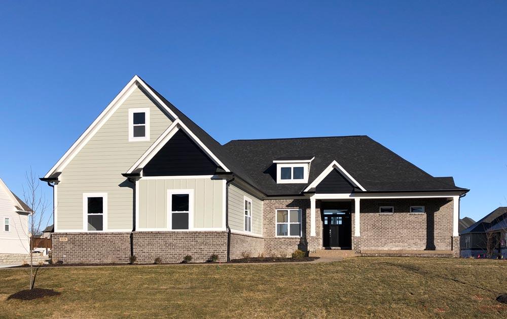 Hugill Residence – Lakes at Grassy Branch