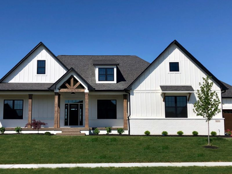 Hamilton Residence – Lakes at Grassy Branch