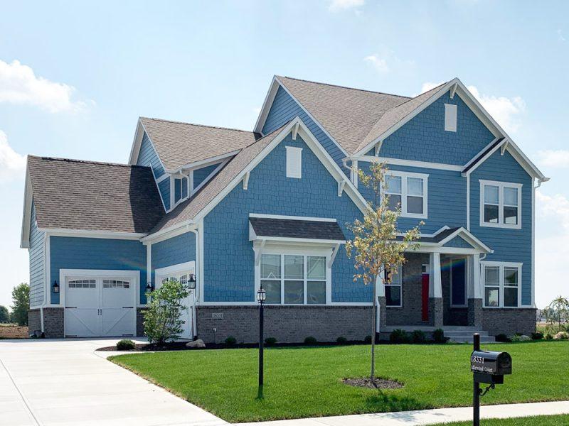 Mott Residence – Lakes at Grassy Branch