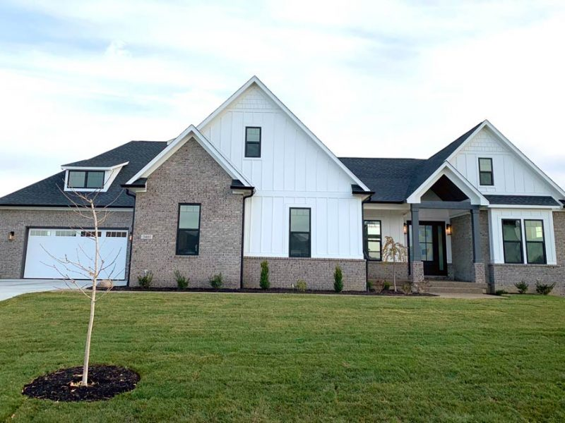 Harris Residence – Lakes at Grassy Branch