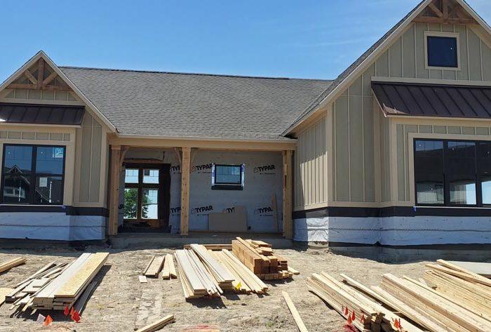 Koch Residence – Lakes at Grassy Branch