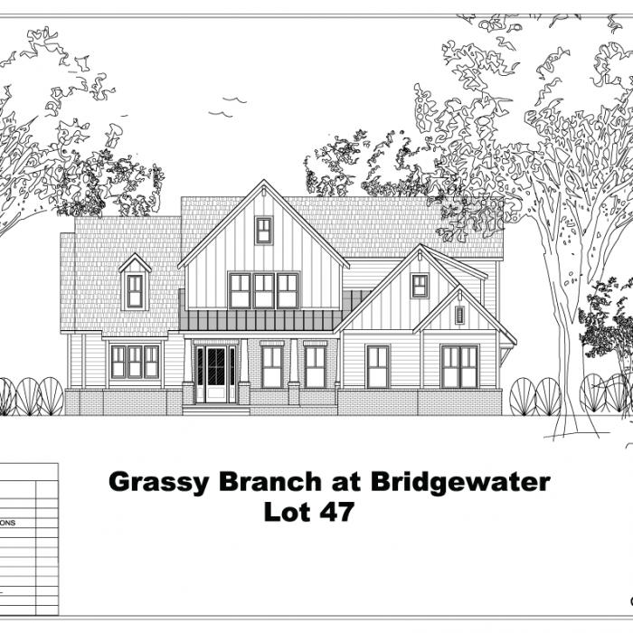 Grassy Branch at Bridgewater